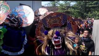 getlinkyoutube.com-Barong Bonorowo | Kirab bersama GEMA BUDAYA