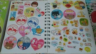 getlinkyoutube.com-NO.23 ★스티커 소개 (Stickers Collection)★