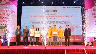 The 2015 ACM/ICPC Asia Hanoi Regional contest