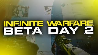 getlinkyoutube.com-Infinite Warfare Beta Day 2