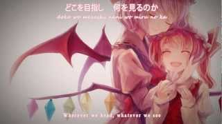 getlinkyoutube.com-[東方 Touhou Vocal] 【GET IN THE RING】 『Arcadia』 みぃ Mie - 優霧 (Subbed)