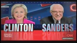 getlinkyoutube.com-CNN Democratic Presidential Town Hall Derry New Hampshire (February 3, 2016)
