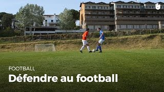 getlinkyoutube.com-Comment bien défendre | Foot