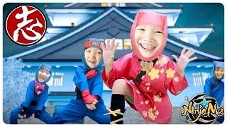 getlinkyoutube.com-【忍者アプリ】Ninja Me 忍者に変身してダンスができるアプリで踊ってみた!! dancing App #1484