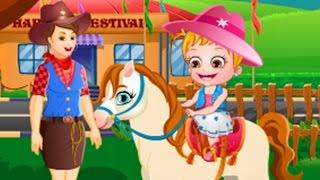 getlinkyoutube.com-Baby Hazel Game Movie - Baby Hazel Harvest Festival - Dora the Explorer