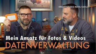 getlinkyoutube.com-Mein Ansatz für Fotos & Videos: Datenverwaltung