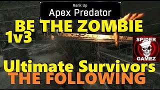 getlinkyoutube.com-Dying Light - I AM APEX PREDATOR - 1v3 Ultimate Survivors In The Following - PRE GAME KILL MONTAGE