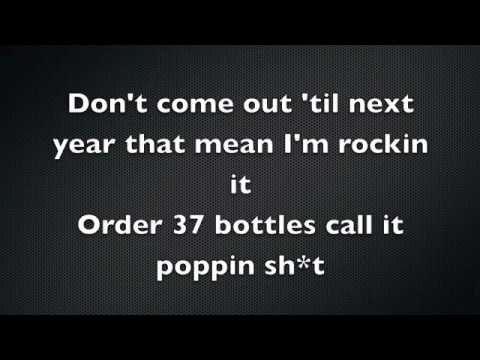 Wiz Khalifa Its Nothin (lyrics)