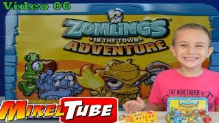 getlinkyoutube.com-ZOMLINGS Series 3  en Español in the town ADVENTURE de Magic Box