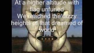 getlinkyoutube.com-Pink Floyd-High Hopes-with Lyrics