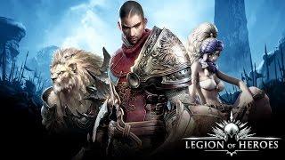 getlinkyoutube.com-Legion of Heroes Android GamePlay Trailer (HD)