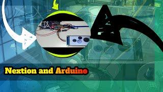 getlinkyoutube.com-Step by step tutorial : creating Nextion gauges with Arduino