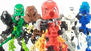 getlinkyoutube.com-BIONICLE How To: Give Neck Articulation to Your Toa Mata/Nuva!