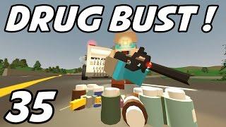"getlinkyoutube.com-UNTURNED - E35 ""Drug Bust!"" (Role-Play Playthrough 1080p)"