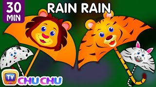 getlinkyoutube.com-Rain, Rain, Go Away and Many More Videos | Best Of ChuChu TV |  Popular Nursery Rhymes Collection