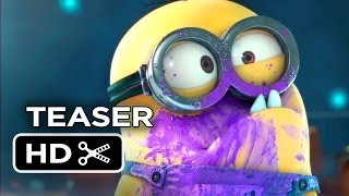 getlinkyoutube.com-Despicable Me 2 - Mini-Movies 'Panic In The Mailroom' DVD Teaser (2013) HD
