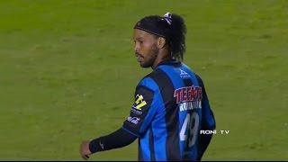 getlinkyoutube.com-Ronaldinho vs Santos Laguna - 30/01/2015 - 720p HD - Roni Tv