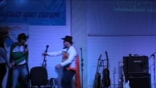 Rede Jovem Hangar1 - Talento Jovem 2013 - Super Herói