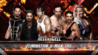 WWE 2k16 How to make The Shield
