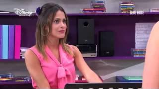 getlinkyoutube.com-Violetta Staffel 2- Leon ist wütend auf Violetta (Folge 8) Deutsch