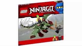 LEGO Ninjago 2016 informacje