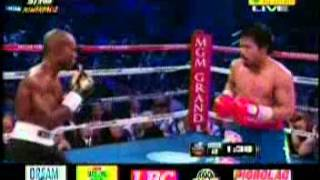PACMAN VS BRADLEY (REPLAY) - ROUND 2