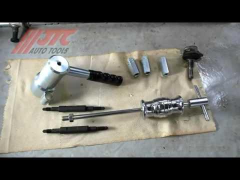 JTC 4225   Набор инструментов для демонтажа шаровых опор Volvo S60, S80, V70, XC70, XC60, XC90 JTC
