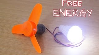 getlinkyoutube.com-How to make a Energy Air Generator at home - Free Energy Air Generator
