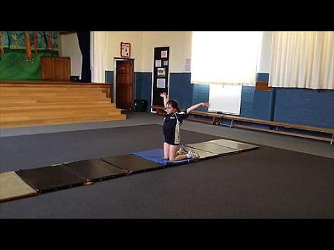 <p>Demonstration: Gymnastics</p>
