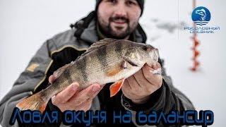 getlinkyoutube.com-ловля окуня на балансир видео : РД