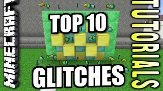 getlinkyoutube.com-Minecraft PS4 - TOP 10 GLITCH ' S - Tutorial ( PS3 / XBOX ) WII