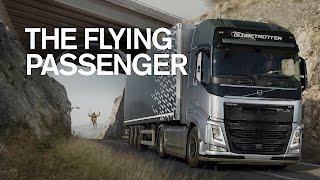 getlinkyoutube.com-Volvo Trucks - The Flying Passenger (Live Test)