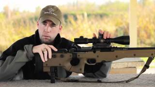 getlinkyoutube.com-Bushnell Elite Tactical 6-24x50mm Rifle Scope Review Part 1