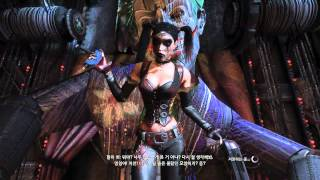 getlinkyoutube.com-배트맨)아캄 시티 DLC - 할리퀸의 복수 Batman : Arkham City DLC - Harley Quinn's Revenge 뻘연재 [9] [完] - 3