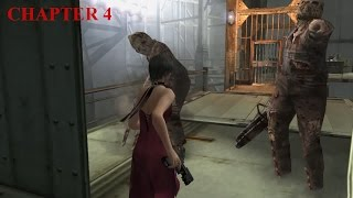 getlinkyoutube.com-Resident Evil 4 - Separate Ways (Welcome To Hell) Mode - Chapter 4 (New Game) HQ