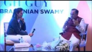 getlinkyoutube.com-YFLO Kolkata: Blunt talk with Subramanian Swamy