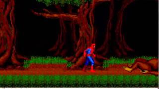 getlinkyoutube.com-Spiderman Vs The Kingpin - Mega Drive / Genesis Longplay