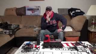 getlinkyoutube.com-Kyosho Blizzard SR - Disappointed Unboxing