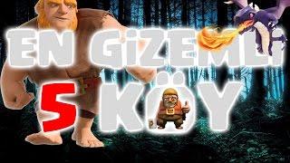 getlinkyoutube.com-Clash of Clans'ın En Gizemli 5 Köyü!