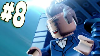 "getlinkyoutube.com-LEGO Dimensions - Part 8 The Dr is In ""Doctor Who"" (Wii U Walkthrough)"