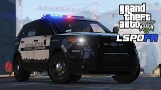 getlinkyoutube.com-GTA 5 - LSPDFR Playing As A Cop Episode #94: Dirty Dump Truck