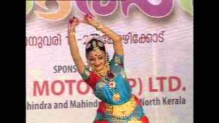 getlinkyoutube.com-School Kalolsavam 2015 Bharathanatyam - Chest NO 107