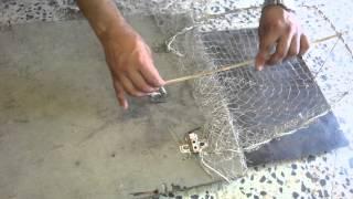 getlinkyoutube.com-عمل الفخه لصيد البلابل