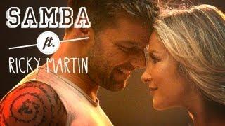 Samba   Claudia Leitte e Ricky Martin   Clipe Oficial