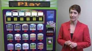 How to Use a Louisiana Lottery WinStation