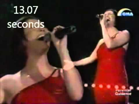 Philippines' Longest Breath Holding and Sustained Notes While Singing