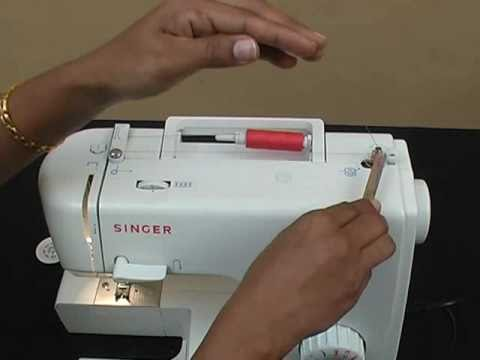 MC8280 Sewing Machine Model Training - Part-01/02
