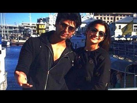 Kushal Tandon & Gauhar Khan's VALENTINE DAY holiday