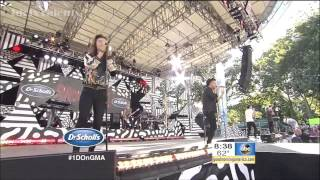 "getlinkyoutube.com-One Direction - ""Steal My Girl"" (Live at GMA 2015)"