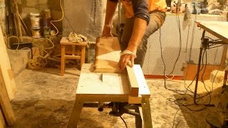getlinkyoutube.com-Циркулярка своими руками быстро, Building a Table saw